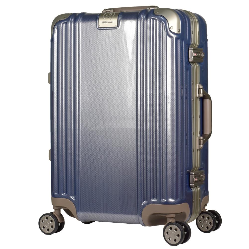 日本LEGEND WALKER 5509-57-23吋 行李箱 孔雀藍
