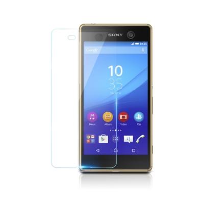 【鐵鈽釤鋼化膜】SONY T2 Ultra(D5303)高清透玻璃保護貼