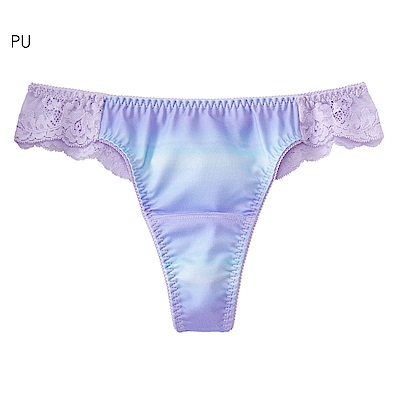 aimerfeel 美人魚無痕丁字褲-紫色 172223-PU