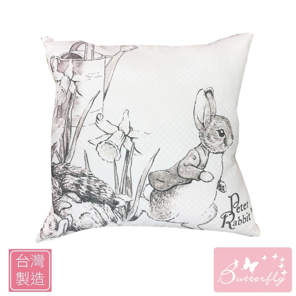 台製MIT-比得兔Peter Rabbit彼得兔經典系列抱枕-多款任選