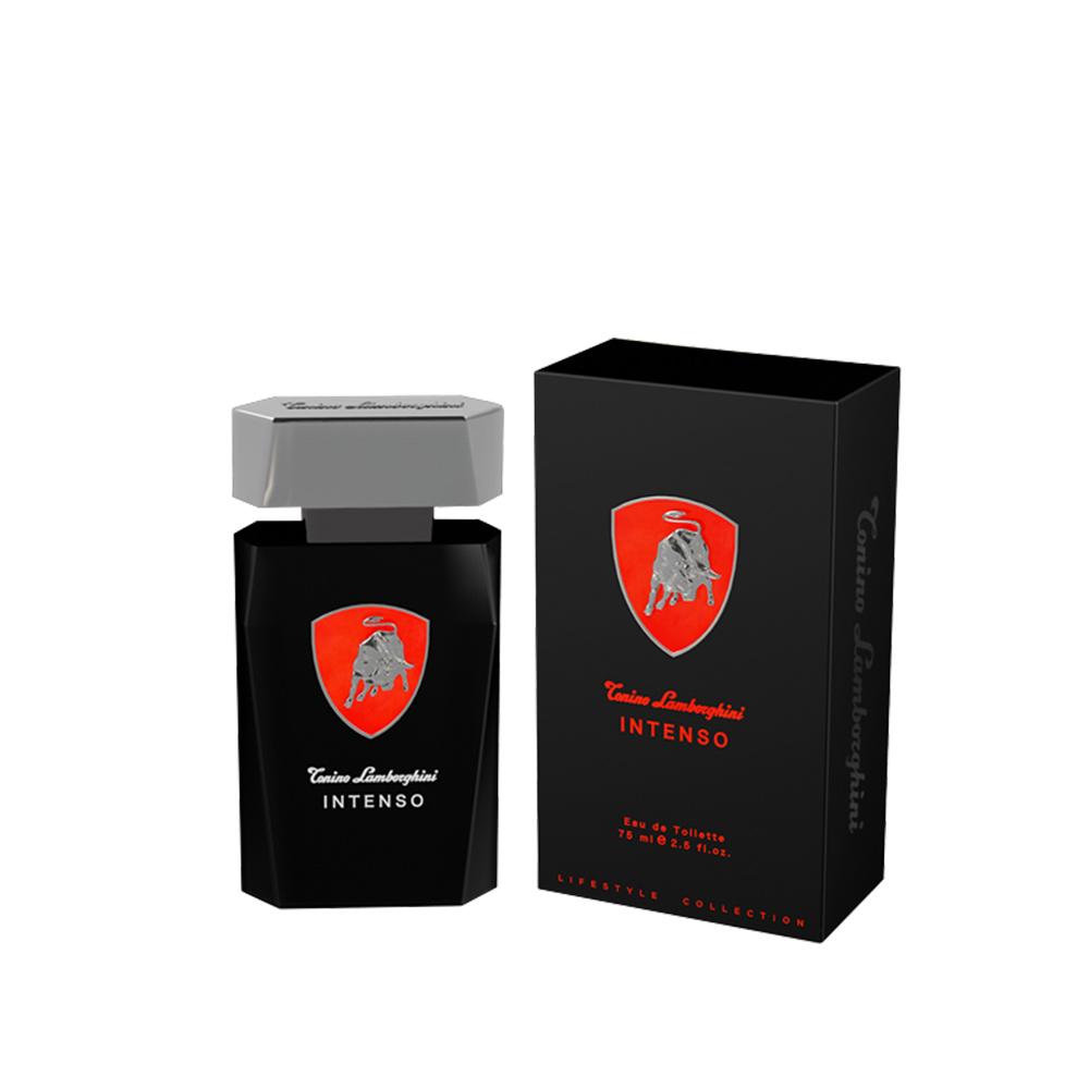 Lamborghini Intenso極致能量男性淡香水75ml