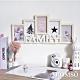 TROMSO 北歐FAMILY5框組-白框 product thumbnail 1
