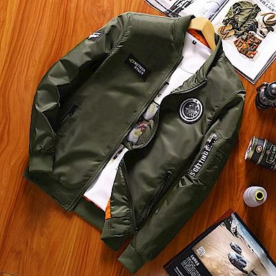 BuyGlasses 美式鋪棉飛行外套夾克