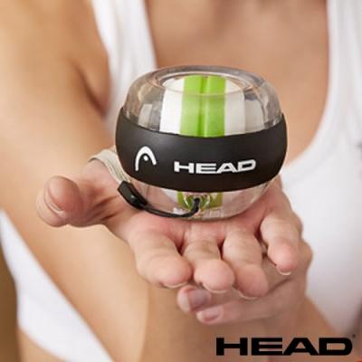 HEAD 炫彩螺旋腕力球/LED/附腕帶