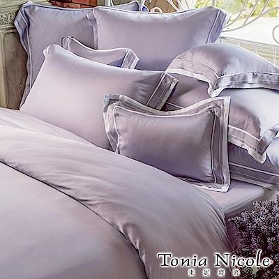 (活動)Tonia Nicole東妮寢飾 奧黛麗環保印染萊賽爾天絲被套床包組(雙人)