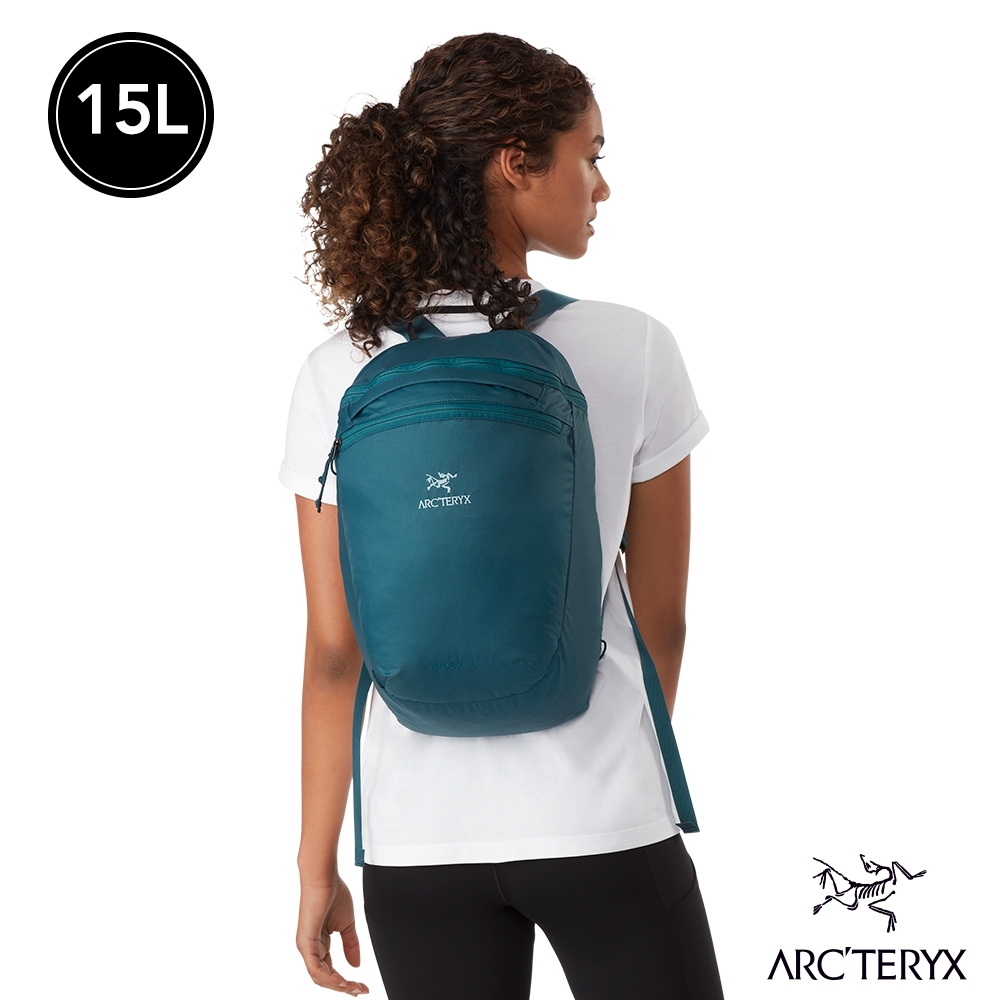 Arcteryx 始祖鳥 Index 15L 多功能 後背包 拉冬藍