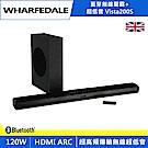 英國Wharfedale 藍芽無線聲霸+超低音 Vista200S