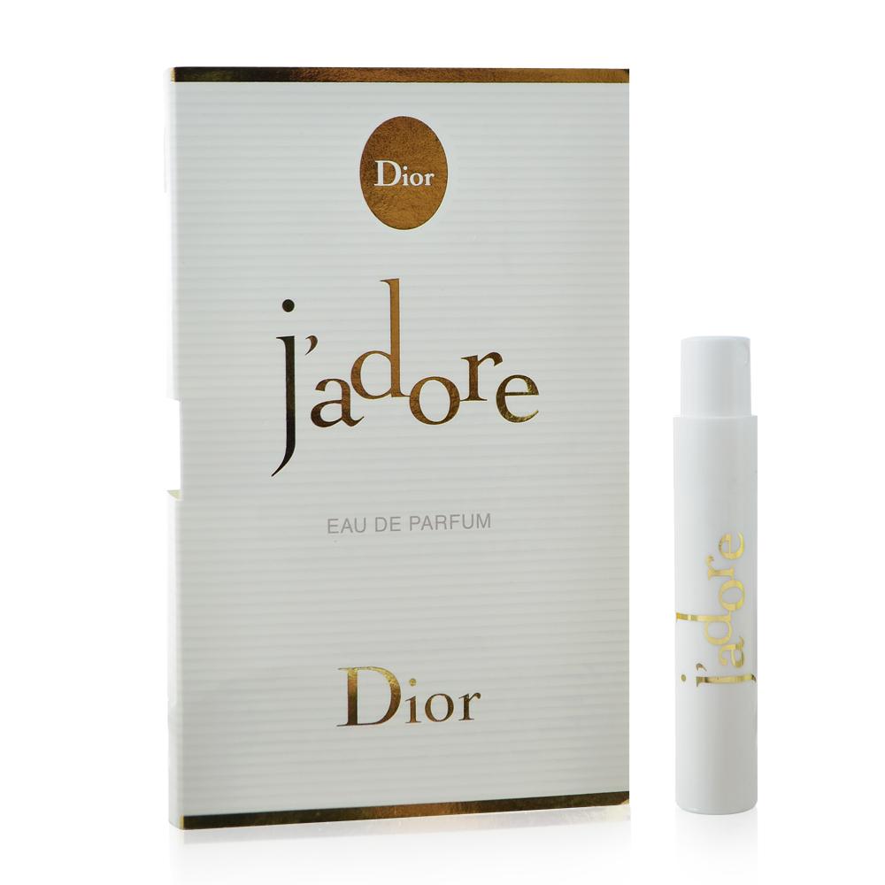 Christian Dior 真我宣言 針管小香 女性淡香精 J adore 1ml @ Y!購物