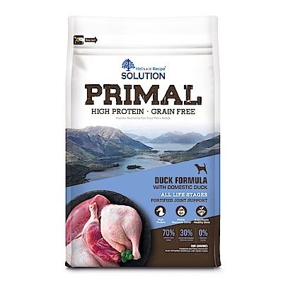 耐吉斯 源野高蛋白 無穀全齡犬 鴨肉配方 3磅 兩包組