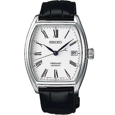 SEIKO精工 Presage百年工藝琺瑯面盤限量機械錶(SPB049J1)-38mm