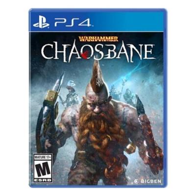 PS4 戰鎚:混沌禍源 - 歐版中英文版(英文封面)