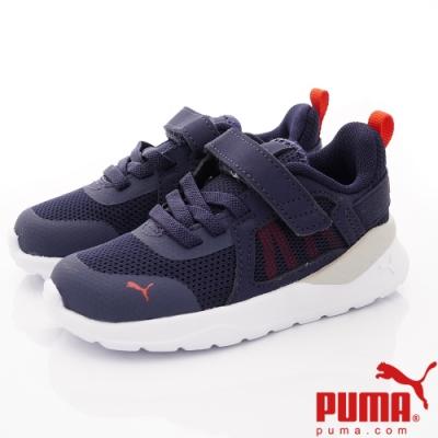 PUMA童鞋 輕量休閒鞋款 TH72043-03深藍(小童段)