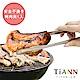 TiANN 鈦安純鈦餐具 安全不燙手 萬用食物夾/料理夾/烤肉夾 product thumbnail 2