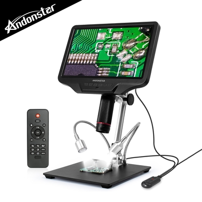 Andonstar AD409 10.1吋螢幕HDMI/USB輸出數位電子顯微鏡