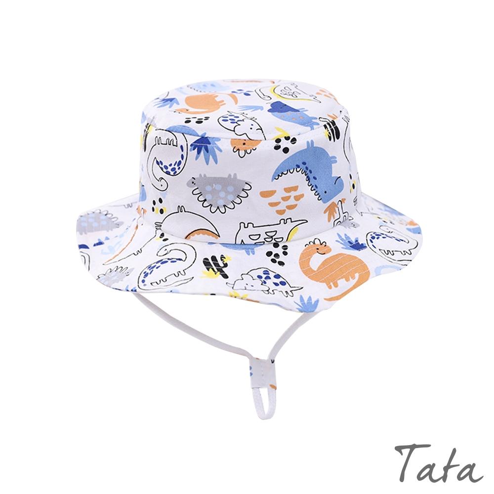童裝 滿版恐龍印花漁夫帽 TATA KIDS