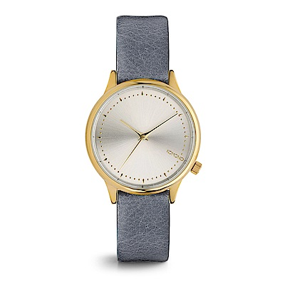 KOMONO Estelle Classic 腕錶-憂鬱百合/36mm