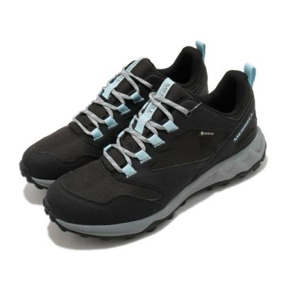 Merrell 戶外鞋 Altalight Approach 女鞋 登山 越野 GTX防潑水 緩震 耐磨 黑 藍 ML035178