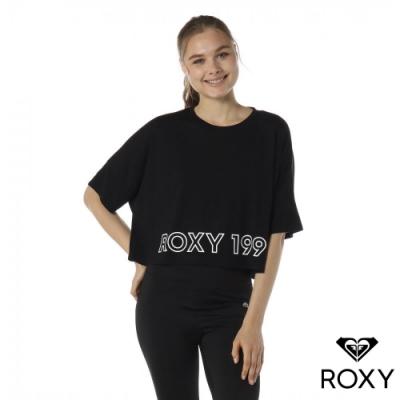 【ROXY】CAUDAL FIN 快乾抗UV上衣 黑