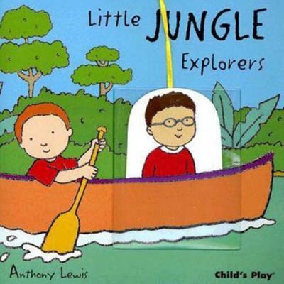 Little Jungle Explorers 小叢林探險操作書