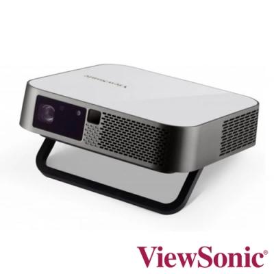 ViewSonic M2e FHD 無線瞬時對焦智慧微型投影機 (1000流明)