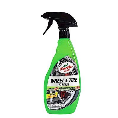 美國龜牌鋼圈輪胎泡沫清潔劑T18