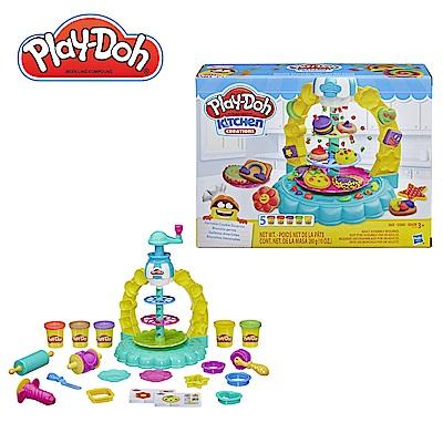 Play-Doh 培樂多-廚房系列點點餅乾盤