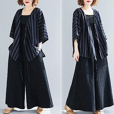【韓國K.W.】日本設計夏夜祭典兩穿上衣
