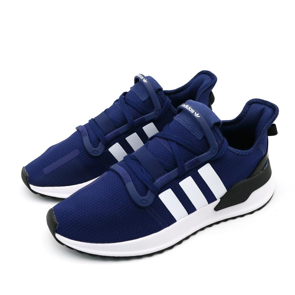 ADIDAS U_PATH RUN 男 深藍 休閒鞋