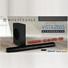 Wharfedale Vista200S/Vista 200S聲霸+無線超低音