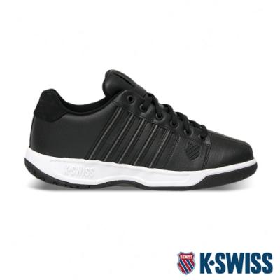 [零碼出清]K-SWISS Eadall老爹鞋-女-黑