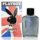 Playboy London 英倫情人男性淡香水 100ml