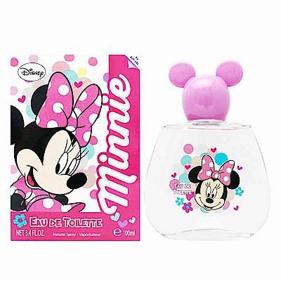 Disney Minnie甜心米妮女性淡香水100ml