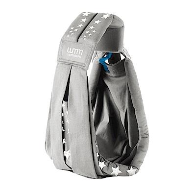 英國 WMM Smile 舒服 5 式親密揹巾 - 巨星典藏款 , 灰