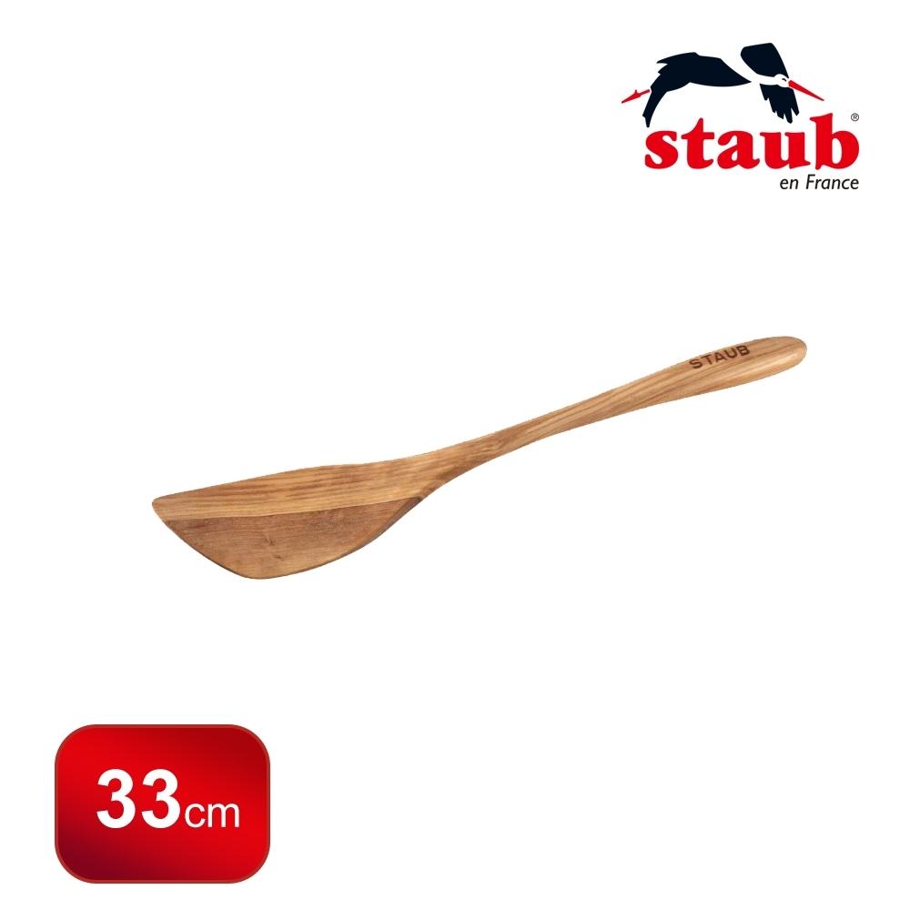 法國Staub 橄欖木鏟