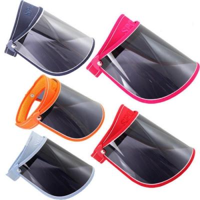 OMAX調整型超大帽沿遮陽帽-3入-快