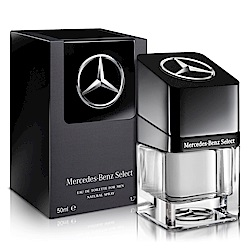 Mercedes Benz 賓士 帝耀非凡男性淡香水50ml-送沐浴精