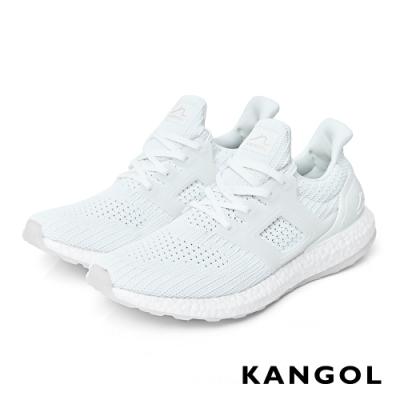 【KANGOL】編織慢跑鞋-共三色