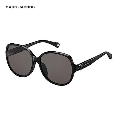 Marc Jacobs- MARC 91/F/S 都會時尚型女太陽眼鏡 黑色