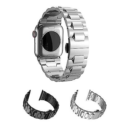 hoco Apple Watch (38/40mm) 格朗鋼錶帶-黑色款