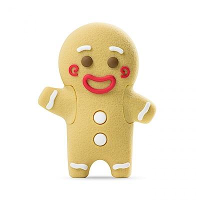 【Bone】薑餅人巴頓隨身碟 3.0 (32G) Button Gingerman Driver