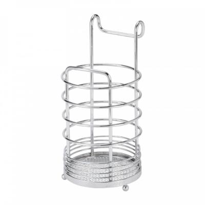 DAY&DAY 不鏽鋼餐具桶-掛、放兩用(ST3003)