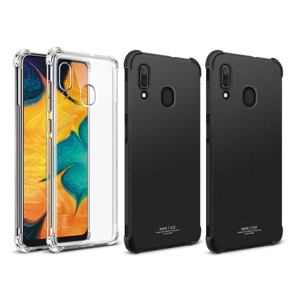 Imak SAMSUNG Galaxy A20/A30 全包防摔套(氣囊)