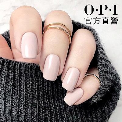 OPI 官方直營.享受慵懶之美指甲油-NLA60.巴西誘色春夏系列指彩/居家美甲