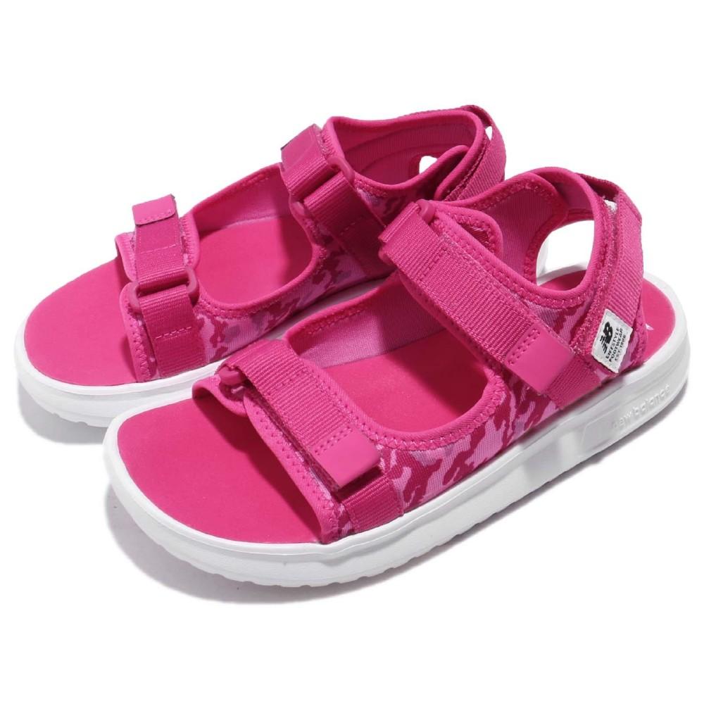 New Balance 涼拖鞋 KS750PYW 童鞋