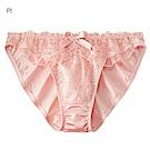 aimerfeel 清透蕾絲內褲-粉紅色-451621-PI