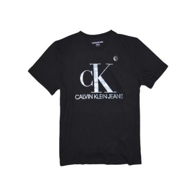 Calvin Klein CK 女 短袖 T恤 黑1359
