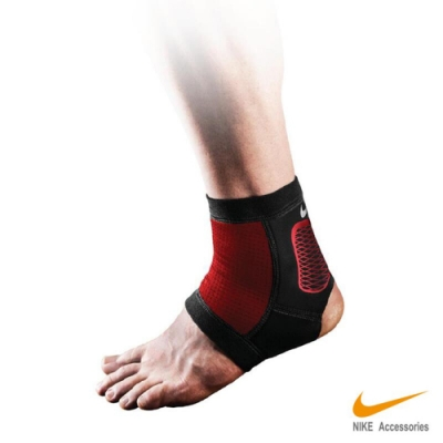 NIKE HYPERSTRONG護踝套3.0(紅/黑)