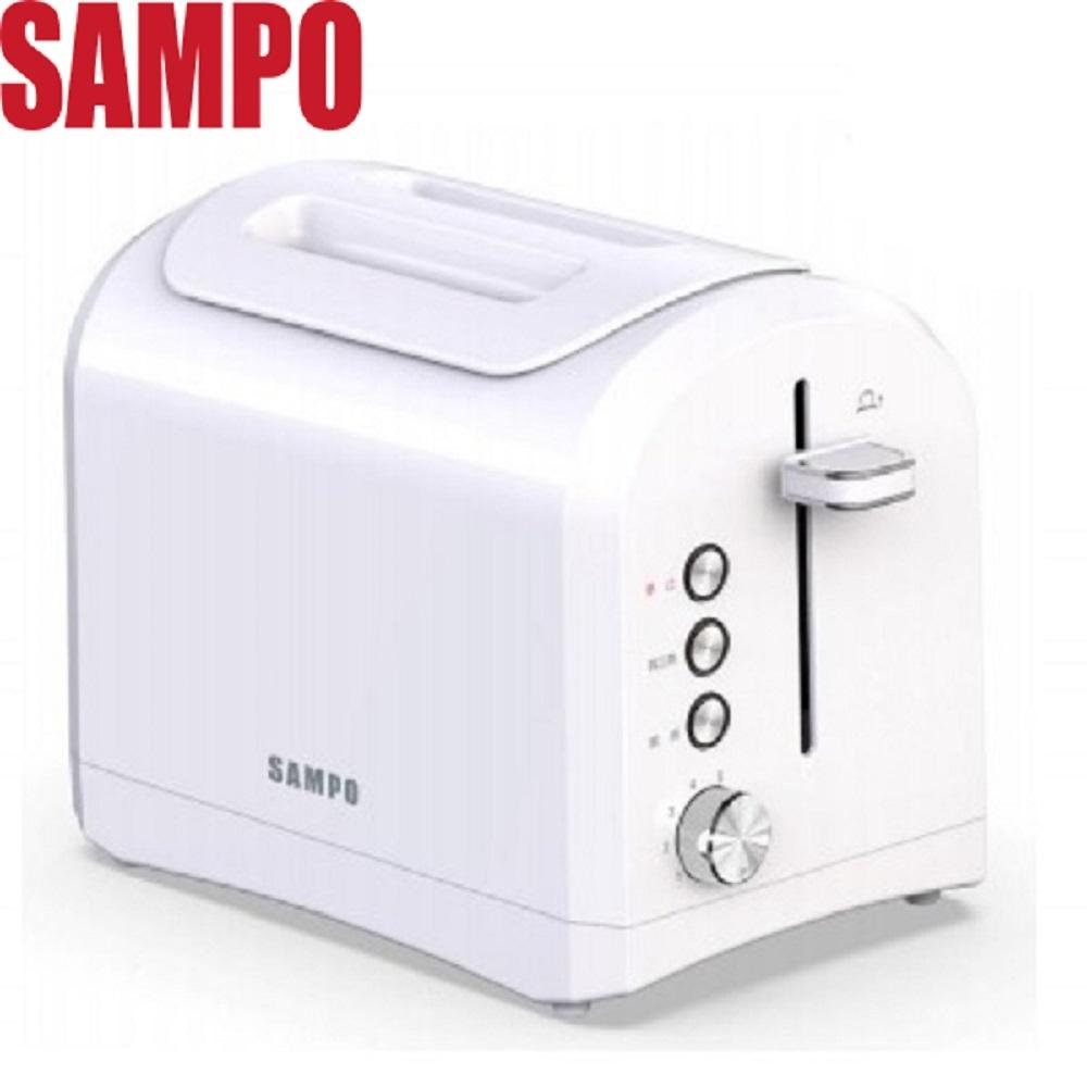 (快速到貨) SAMPO 聲寶 烤麵包機 TR-MC75C-