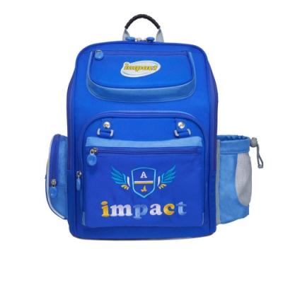 【IMPACT】怡寶標準型護脊書包-夢想系列-寶藍  IM00337RB