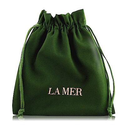 LA MER 海洋拉娜 品牌束口袋(18.5X20cm)